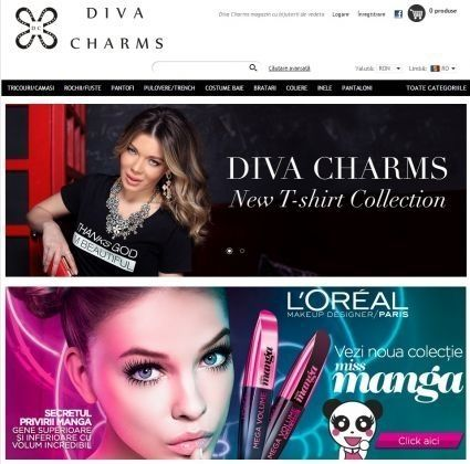 Diva Charms